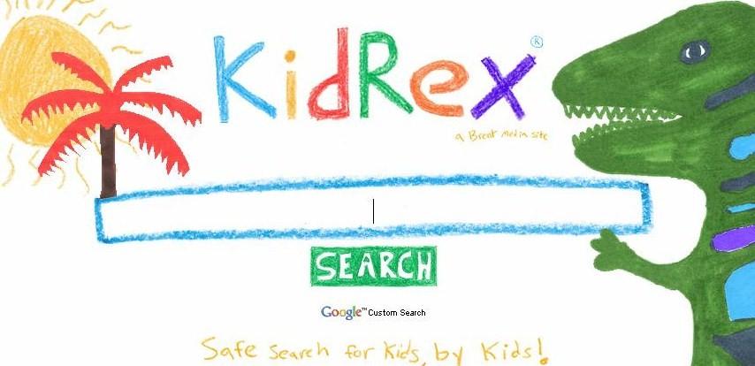 Mηχανή αναζήτησης για παιδιά.