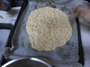 Έτοιμη για τον φούρνο.