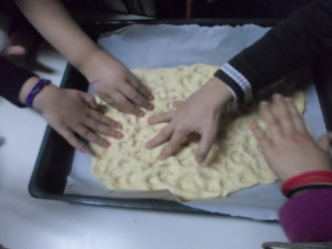 Βάζουμε δακτυλίτσες...