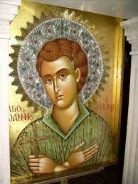 Ο Άγιος Ιωάννης ο Ρώσος
