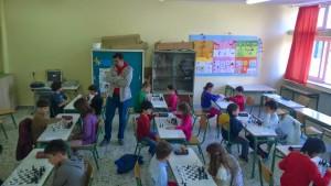 1ο Τουρνουά Σκακιού