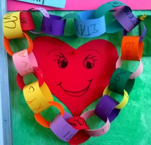 Η αλυσίδα και η καρδιά της τάξης