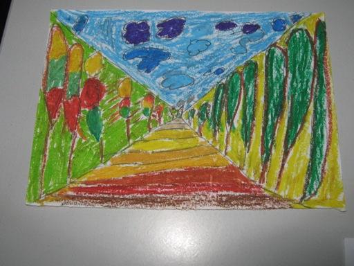 η προοπτική στη ζωγραφική