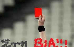 RED CARD TO VIOLENCE