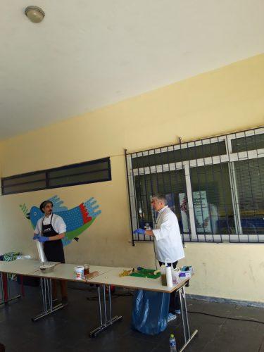 Μαγειρική και ζαχαροπλαστική στο σχολείο