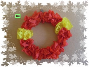 flower wreath C3 b