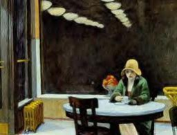 Edward Hopper: Teaching through Art