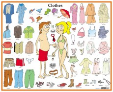 CLOTHING- BEGINNERS