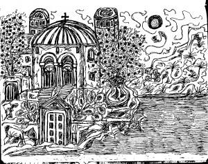 Μεγάλη εκκλησία  της Αμαλίας Κ. Ηλιάδη