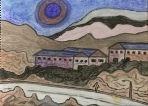 Παλιό εργοστάσιο της Βάσως Κ. Ηλιάδη