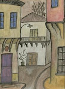 Παλιά Συνοικία της Βάσως Κ. Ηλιάδη