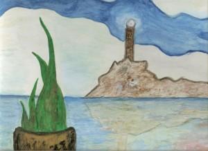 Φάρος στο πέλαγος της Βάσως Κ. Ηλιάδη