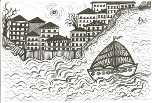 Η πόλη της θάλασσας της Βάσως Κ. Ηλιάδη