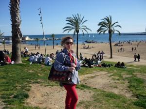 Αμαλία Κ. Ηλιάδη - Βαρκελώνη