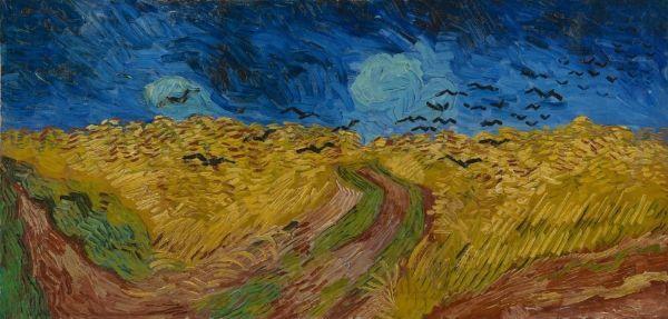 Γνωριμία με τον Vincent Van Gogh