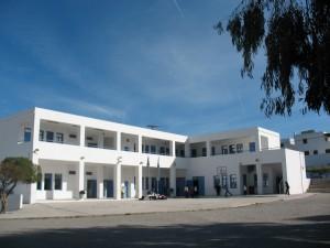 Δημ.Σχ. Μήλου - νέο κτίριο
