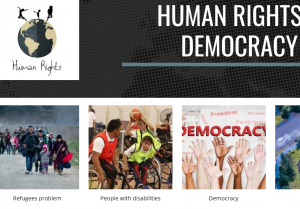 Our Etwinning Project – Site Human Rights