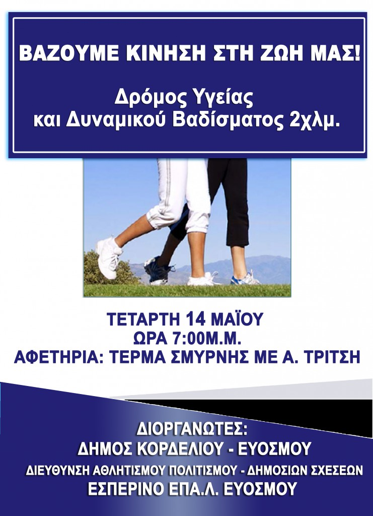 poster dynamic walk fl