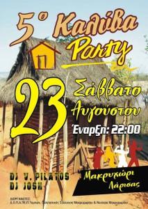 5o kaluva party