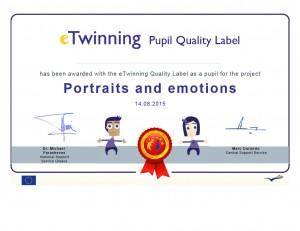 quality label pupils