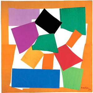 The Snail, Henri Matisse (1953)