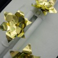 διακοσμητικά σε χρυσόχαρτο
