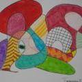 μορφές και χρώμα