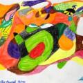 μορφές, σχήματα και χρώμα