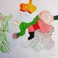 μορφές, σχήματα, γραμμές και χρώμα