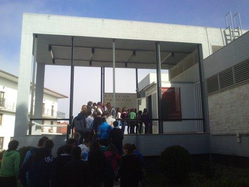 εκπαιδευτική επίσκεψη στο Αρχαιολογικό Μουσείο Ιωαννίνων