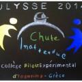 Ulisse14 -Chute inattendue