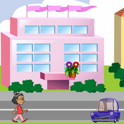 Το παιχνίδι απευθύνεται σε μαθητές ηλικίας 5-8 ετών (Νηπιαγωγείο, Α', Β', Γ' δημοτικού). Αναφέρεται στην συλλογή χρήσιμων αντικειμένων και παράλληλα την αποφυγή επικίνδυνων αντικειμένων σε περίπτωση σεισμού. Εμπλεκόμενες γνωστικές περιοχές είναι η Μελέτη Περιβάλλοντος και οι Φυσικές Επιστήμες  (http://deucalion.edu.gr/)