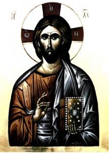 Ο Θεάνθρωπος Χριστός. Έργο Νικολάου Χούτου