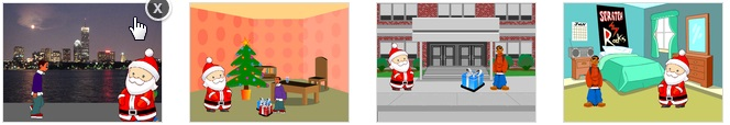Scratch Santa 2