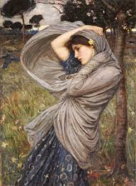 John William Waterhouse, Boreas