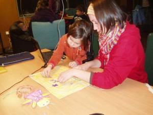 Παιδιά με βαριές ασθένεις από τη Ρωσία δημιουργούν κινούμενα σχέδια στο φεστιβάλ Ολυμπίας