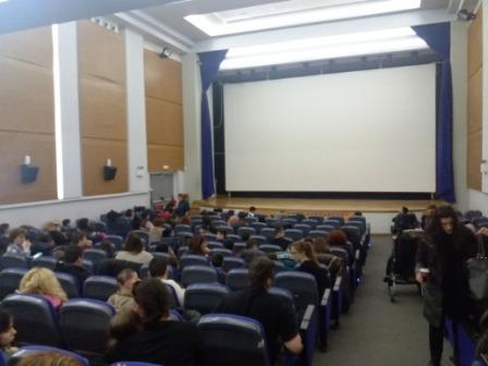 d413fe84d1 Οι μικροί μας μαθητές γέλασαν πολύ και διασκέδασαν με την ταινία.  Επιστρέφοντας στο σχολείο μάλιστα έκαναν διάφορες σχετικές ζωγραφιές!