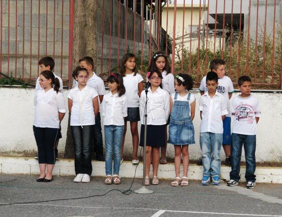 Δ΄ Τάξη (Τα παιδιά της χορωδίας μας)