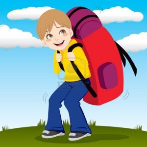 9668022-little-kid-walking-outdoors-carrying-a-huge-and-heavy-red-backpack
