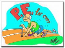 Γυνμναστική  P. E. Tokas Small