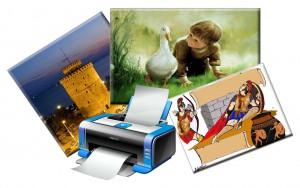 print and copy image