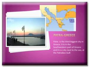 PATRA - my city