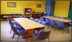 Η βιβλιοθήκη του σχολείου μας