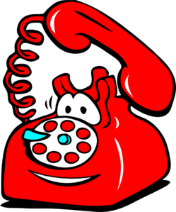 Phone Clipart Free 13