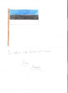 Fotini, 5th grade