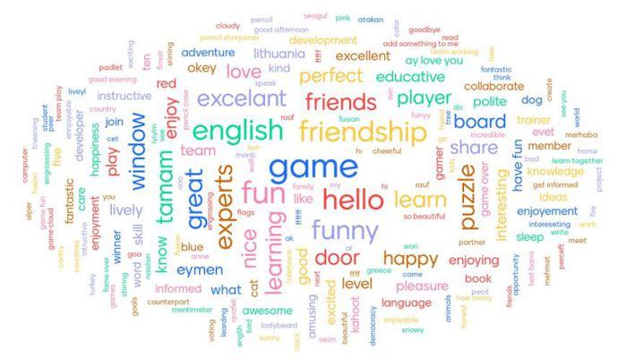 Etwinning 2020-2021: English Game Experts
