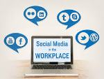 workplace-social media