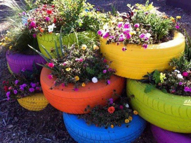old-tires-flower-pots-634x475