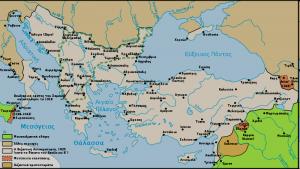 ΒΥΖΑΝΤΙΝΗ ΑΥΤΟΚΡΑΤΟΡΙΑ ΤΟ 1025
