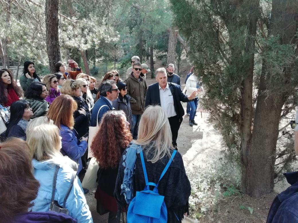 Εκπαιδευτικές επισκέψεις και επιμορφωτικές δράσεις στα Κέντρα Περιβαλλοντικής Εκπαίδευσης (ΚΠΕ) για το σχολικό έτος 2019-20